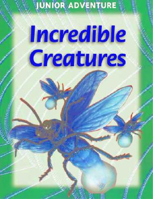 Image for INCREDIBLE CREATURES