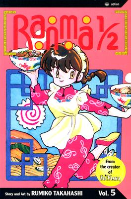 Image for RANMA 1/2 VOL. 5