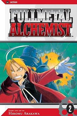 Image for Fullmetal Alchemist, Volume 2