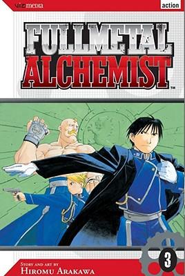 Image for Fullmetal Alchemist 3