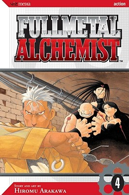 Image for Fullmetal Alchemist, Vol. 4