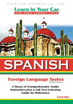 Image for Learn In Your Car Spanish Level 1