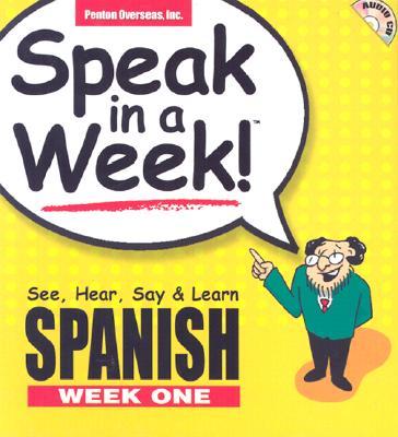 Image for SPEAK IN A WEEK SPANISH: WEEK 1
