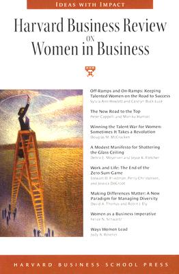Harvard Business Review on Women in Business, HARVARD BUSINESS SCHOOL PRESS