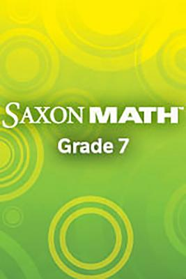 Image for Saxon Math 8/7 with Prealgebra: Solutions Manual, 9781591412762, 1591412765, 2004