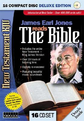 Image for James Earl Jones Reads the Bible New Testament