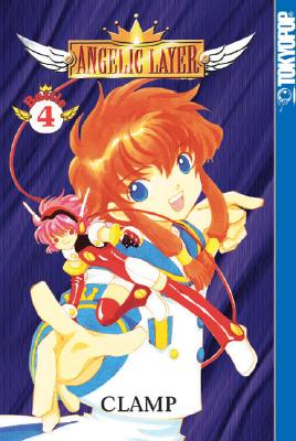 Image for ANGELIC LAYER BATTLE 4