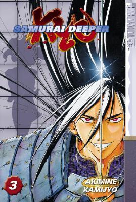 Image for Samurai Deeper Kyo Vol. 3