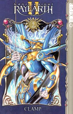 Image for Magic Knight Rayearth II Volume 2
