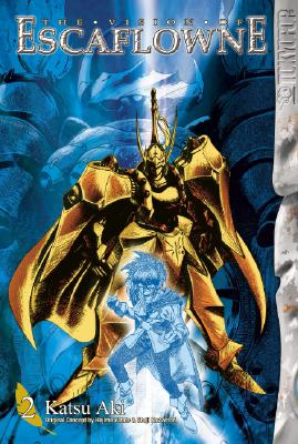Image for The Vision of Escaflowne, Book 2
