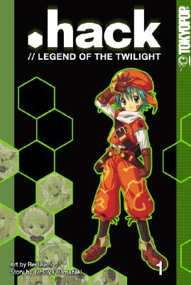 Image for .Hack: //Legend of the Twilight, Vol. 1