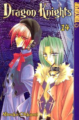 Dragon Knights (Vol. 14), Mineko Okami