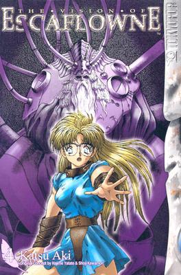 The Vision of Escaflowne 4, Katsu, Aki