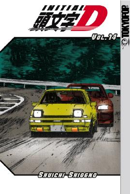 Image for Initial D, Vol. 14