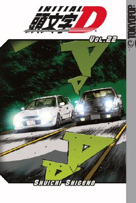 Image for Initial D Volume 22 (Initial D (Graphic Novels)) (v. 22)