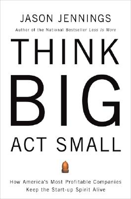 Image for THINK BIG ACT SMALL