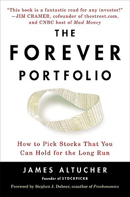 Image for Forever Portfolio: How to Pick Stocks That You Can Hold for the Long Run