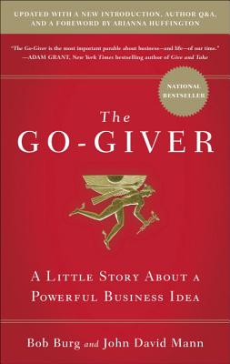Image for The Go-Giver, Expanded Edition: A Little Story About a Powerful Business Idea