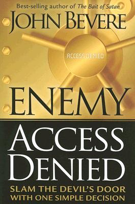 Image for Enemy Access Denied: Slam the devil's door with one simple decision