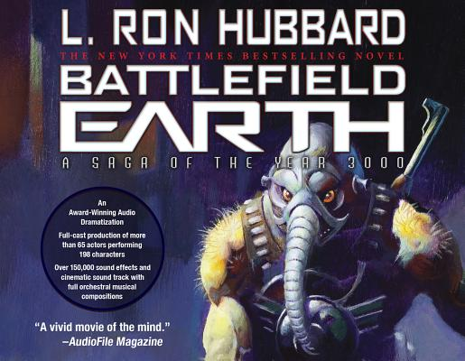 Image for Battlefield Earth: Epic New York Times Bestseller Sci-Fi Adventure Audio Book