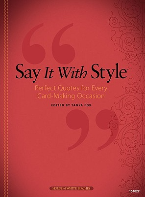 Image for Say It With Style