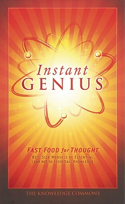Image for Instant Genius: Fast Food for Thought: Fast Food for Thought