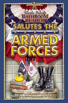 Image for Uncle John's Bathroom Reader Salutes the Armed Forces