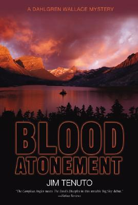 Image for BLOOD ATONEMENT A DAHLGREN WALLACE MYSTERY