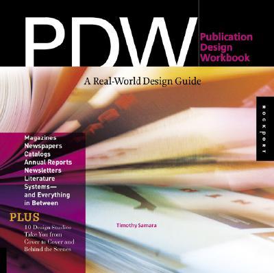 Publication Design Workbook, Samara, Timothy