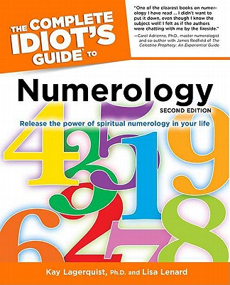 Image for COMPLETE IDIOT'S GUIDE TO NUMEROLOGY SECOND EDITION
