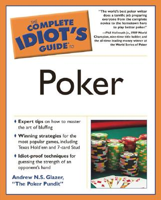 Image for Complete Idiot's Guide to Poker
