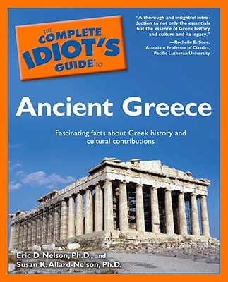 Image for The Complete Idiot's Guide to Ancient Greece