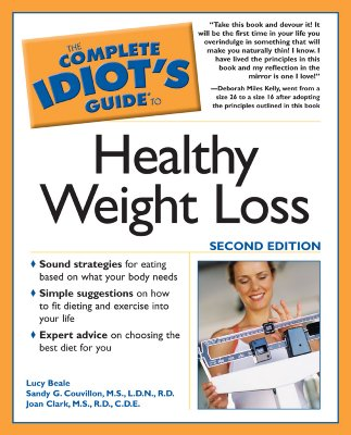 Image for Healthy Weight Loss (The Complete Idiot's Guide)