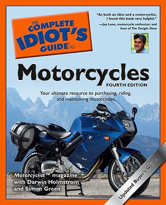 Image for COMPLETE IDIOT'S GUIDE TO MOTORCYCLES  4
