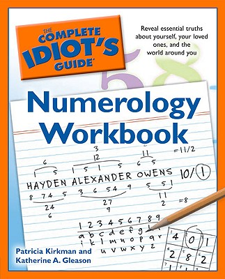 Image for The Complete Idiot's Guide Numerology Workbook (Complete Idiot's Guides (Lifestyle Paperback))