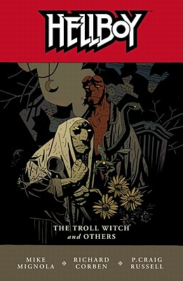Image for Hellboy: The Troll Witch and Others
