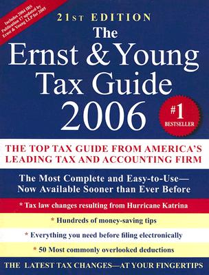 Image for ERNST & YOUNG TAX GUIDE 2006