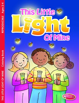Image for This Little Light of Mine Coloring Book (pk of 6)