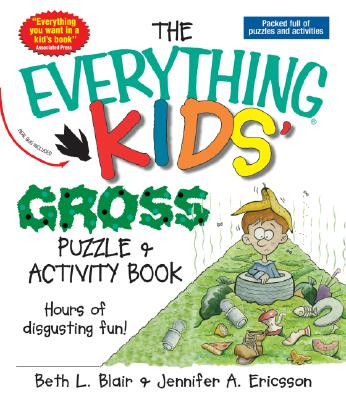 Image for Everything Kids' Gross Puzzle and Activity Books