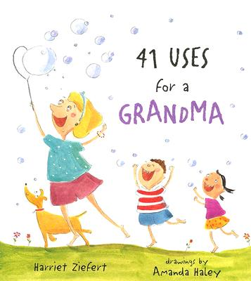 Image for 41 Uses for a Grandma