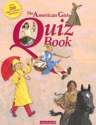 Image for American Girls Quiz Book, The