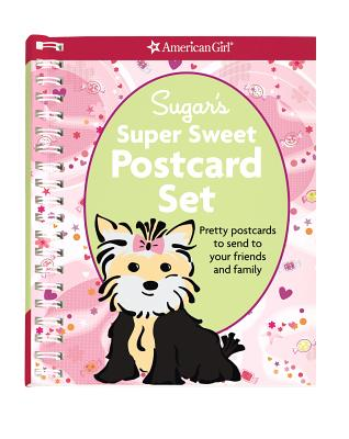 Image for Sugar's Super Sweet Postcard Set: Pretty Postcards