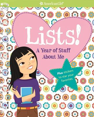 Image for Lists: A Year of Stuff about Me (American Girl)