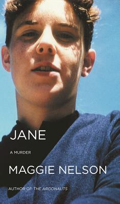 Image for Jane, A Murder