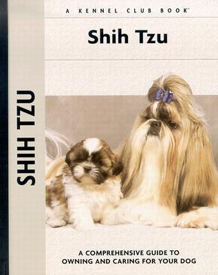 Image for Shih Tzu (CompanionHouse Books) A Comprehensive Guide to Owning and Caring for Your Dog