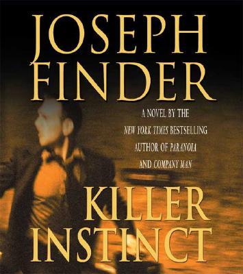 Image for KILLER INSTINCT ABRIDGED ON 5 CDS  READ BY SCOTT BRICK