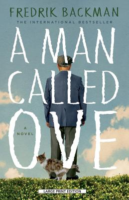 Image for MAN CALLED OVE (LARGE PRINT)