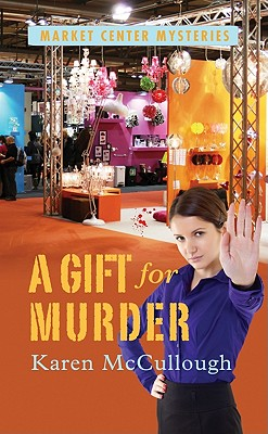 A Gift for Murder (Five Star Mystery Series), Karen McCullough