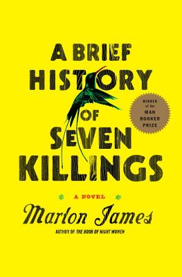 A Brief History of Seven Killings/The Book of Night Women/John Crow's Devil/Black Leopard, Red Wolf
