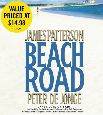 Image for BEACH ROAD UNABRIDGED ON 6 CDS